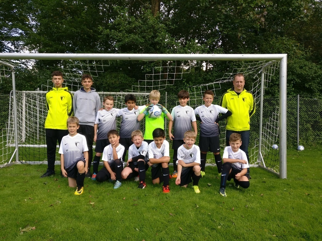 Team1 E2 Jugend SV GROHN