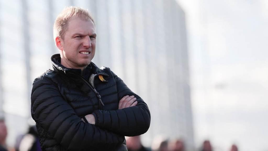 Bruchhausen-Coach Patrick Tolle weiß um die Bedeutung der kommenden Partie. © Jonas Kako