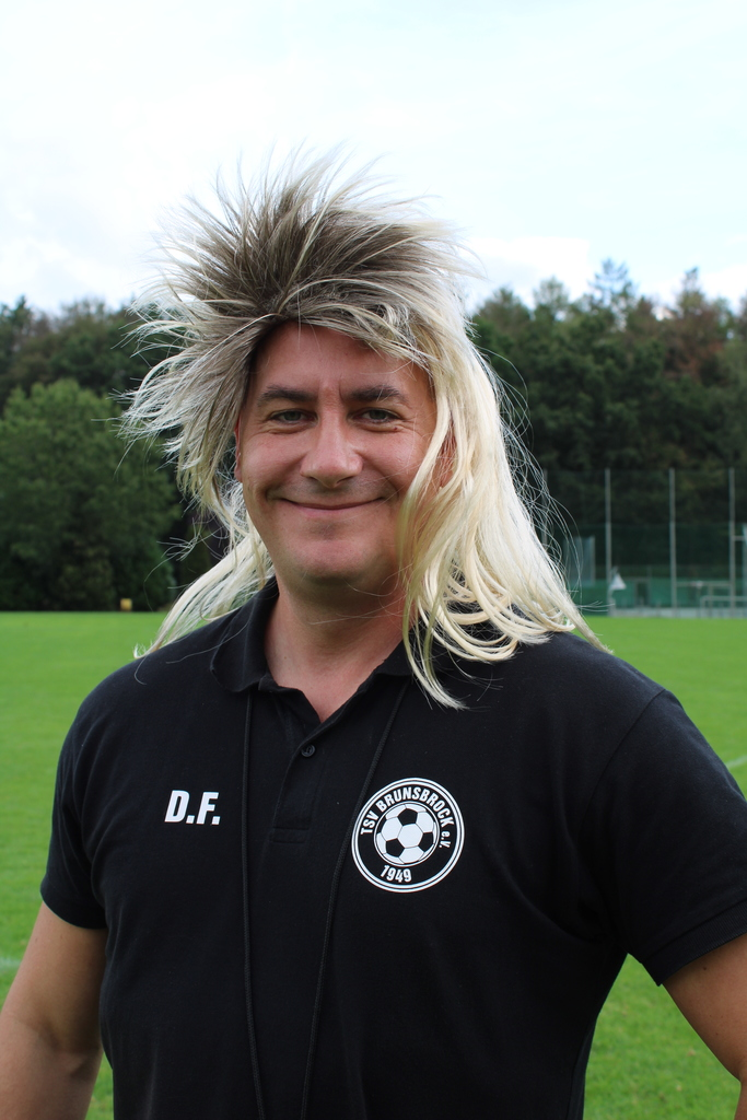 Unser Trainer Danny Franke