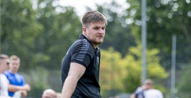 Ben Weber ist mit seinem SV Bruchhausen-Vilsen II auf Kurs: In Bramstedt feierten die Brokser den zweiten Sieg im zweiten Spiel. (Michael Braunschädel)