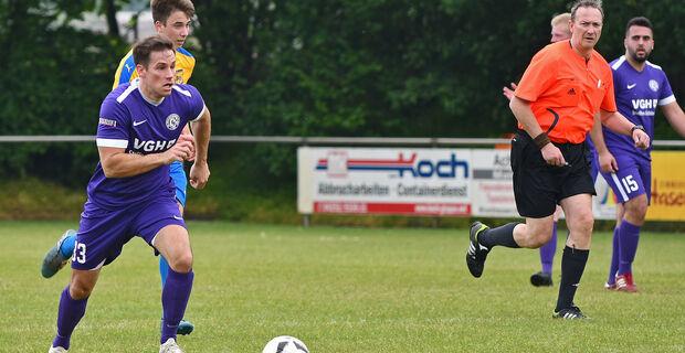 Als Vollblutstürmer ist Steffen Lange bekannt. Bald wird er sich als Trainer einen Namen machen.